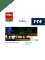 La Castani-Proiect Gestiune