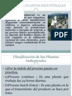 Tema I- Diseño DE PLANTAS INDUSTRIALES