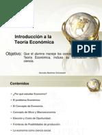 Introducción a la Econom¡a (Modulo N-1)