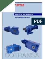 1 Manual General de Instalacion y Mantenimiento de Reductores y Motorreductores