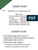 Cohort Study Dr Regina