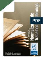Manual- Normalizacao Trabalhos Academicos 2011