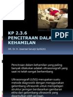 2.3.6 Pencitraan Dalam Kehamilan - DR.dr.Joserizal Serudji, Sp.og(K)