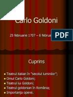 Carlo Goldoni Ppt Final