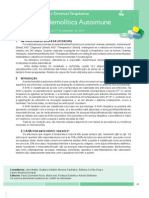 Pcdt Anemia Hemolitica Autoimune Livro 2010