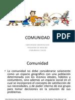 Comunidad.ppt