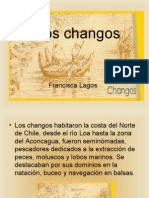 Power Point Los Changos