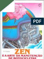 robert pirsig - zen e a arte da manutenção de motocicletas