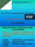 1. Proceso Administrativo