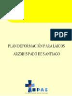 Plan Formacion de Laicos