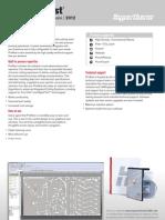 ProNest 2012 Data Sheet