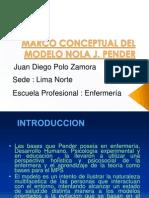 Nola J Pender