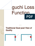 Taguchi-Loss-Function