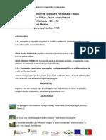 Mª José - Espaço rural e espaço urbano