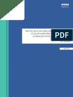 Informe - Reglamentación DDJJ