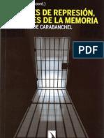 Lugares de Represión, Paisajes de la Memoria