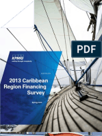 2013 Caribbean Financing Survey