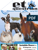 Pet and Equestrian Resource Directory