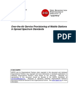 Over-the-Air Service Provisioning of Mobile Stations in Spread Spectrum Standards