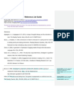 APA Ref List Resources and Practice