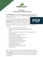 "NP 2013-IX Organizan vigilia ""Bagua no se olvida"""