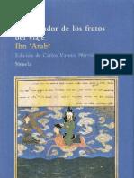 133168015 El Esplendor de Los Frutos Del Viaje Ibn Arabi