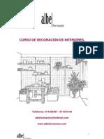 Modulo 1- Decoracion de Interiores