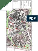 Planimetria Progetto DEFINITIVO Bike Sharing Regionale.dwg Model 1