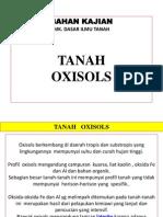 Dasar Ilmu Tanah Tanah Oxisols