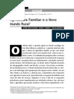 Af e o Novo Mundo Rural 2003
