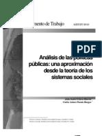 Analisis de las politicas públicas (1)