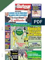 LE BUTEUR PDF du 23/04/2009