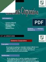 GOBIERNOS CORPORATIVOS