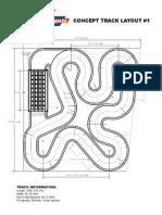 Commercial Go-Kart Track Plans