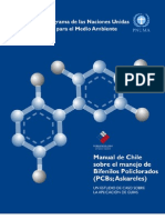 Manual de Chile Sobre El Manejo de Bifenilos Policlorados