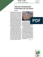 Romeo Gestioni - Forum Asmed proclama le società vinictrici