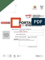 PORTADA de CARPETA para 4° y 6° 2013 CECyTEH