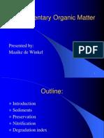 material organik
