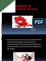 Síndrome de Hipertensión Arterial exposicion 2