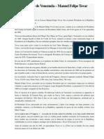 Investigacion de Manuel Felipe Tovar