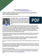 ACT Interim ED Press Release June 2013