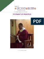 Ecclesia Gnostica Arcana - Statement of Principles