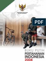 Buku Putih Pertahanan Indonesia 2008