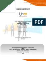 Trabajo Colaborativo1 Psicologia Organizacional