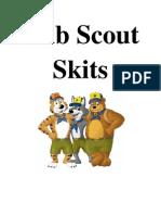 Cub Scout Skits