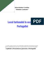 Locul Turismului in Economia Portugaliei