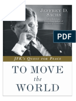 To Move the World by Jeffrey D. Sachs (an excerpt)