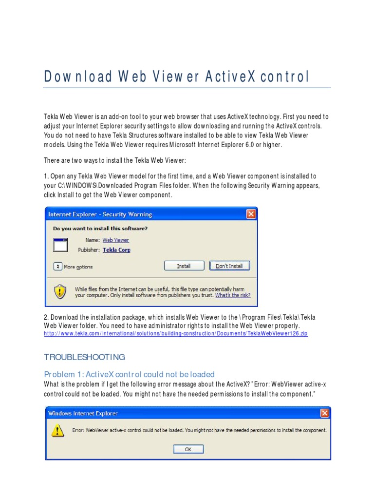 Download Web Viewer | System Software | Computer Architecture
