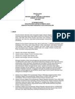 UU No. 18 / 2001 tentang Otonomi Khusus bagi Daerah Istimewa Aceh sebagai Provinsi NAD - Penjelasan