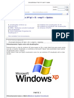 [Tutorial] Windows XP Sp3 + IE + Wmp11 + Updates